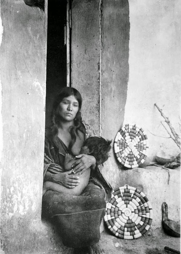 Early Portrait Photographs Of Native Americans From The