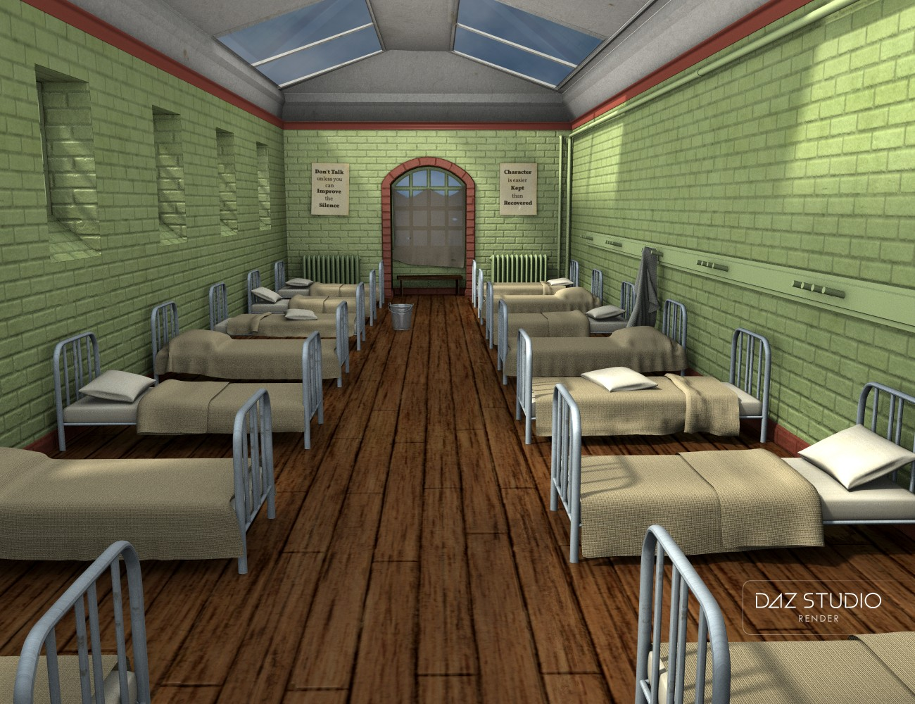 Download Daz Studio 3 For Free Daz 3d The Old Orphanage