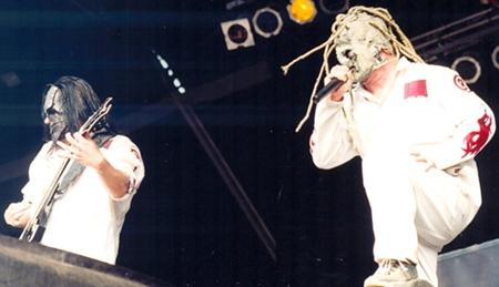 Heavy Soundboard Bootlegs: Slipknot - Live @ Dynamo Open Air