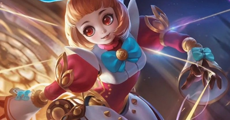 wallpaper mobile legend Angela hd for android