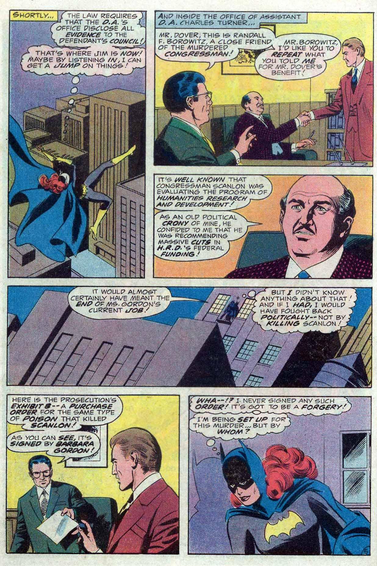 Detective Comics (1937) 498 Page 22