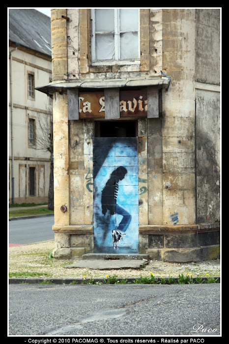 street art King of Pop Sedan