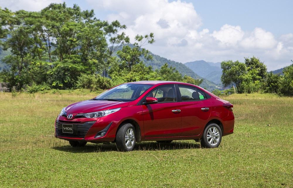 Toyota Việt Nam đạt doanh số kỷ lục 9.103 xe trong tháng 3
