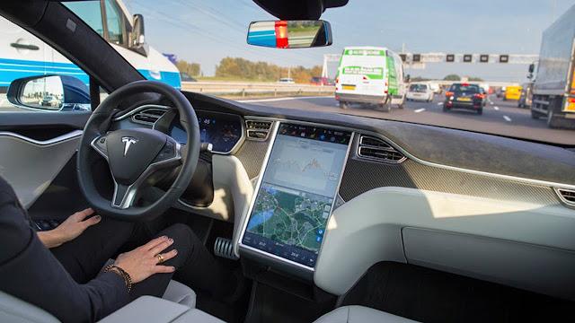 self driving car advantages