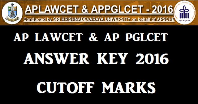 AP-LAWCET-PGLCET-2016-key