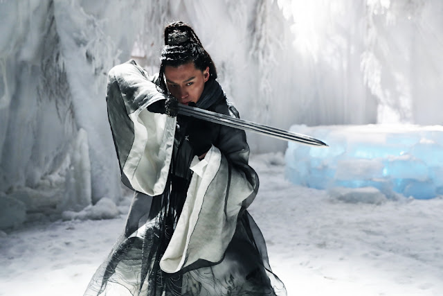 Wudang Yijian Chinese wuxia