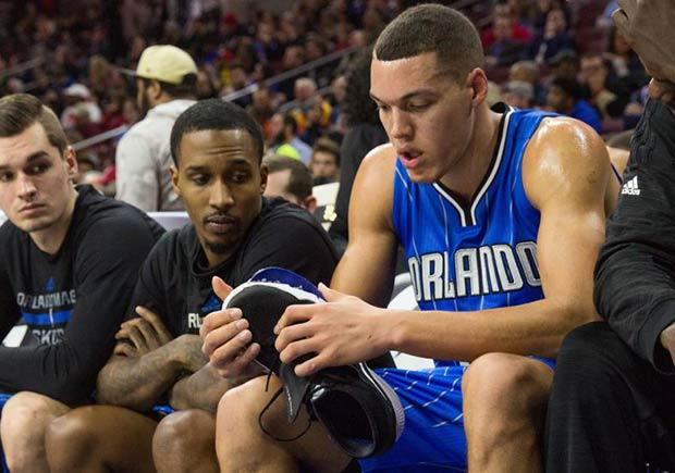 "Aaron Gordon ""machaca"" la imagen de Nike en la NBA"