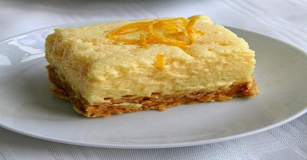 Lemon Fridge Tart Recipe