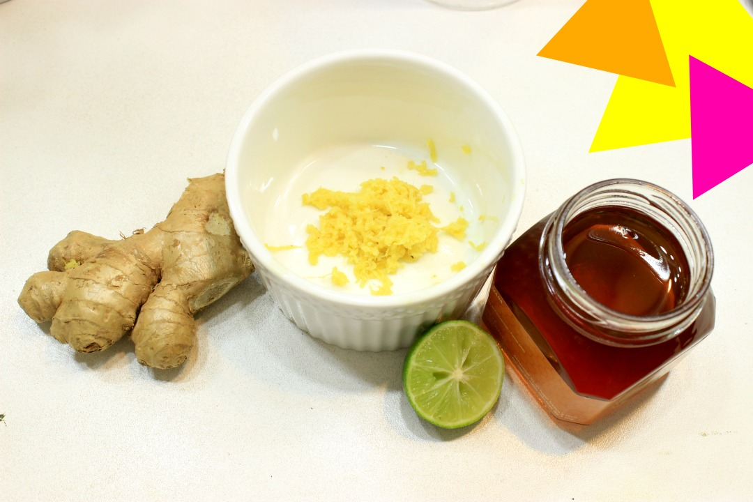 Para que sirve el kion con miel