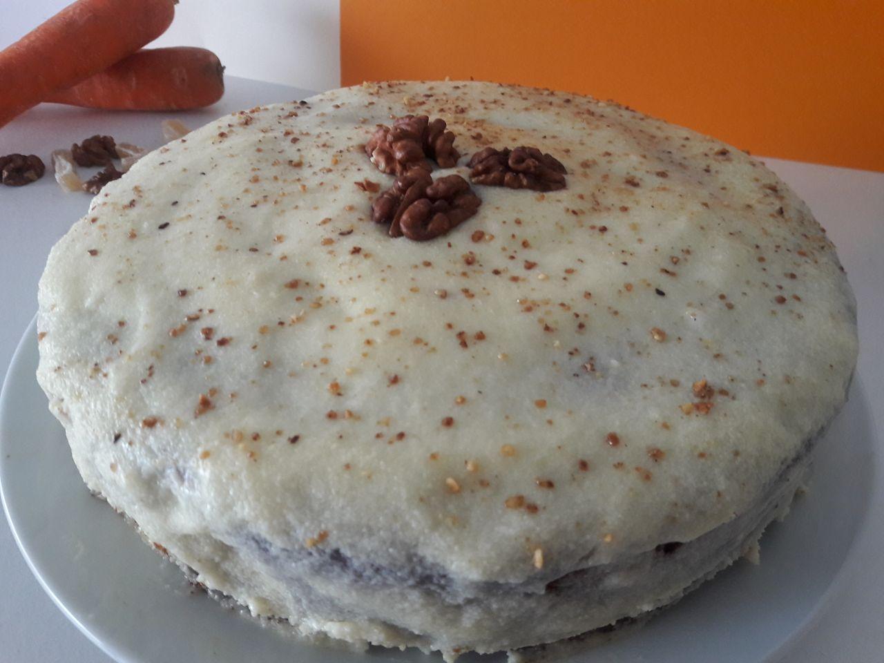 Glacage Carrot Cake Conticini