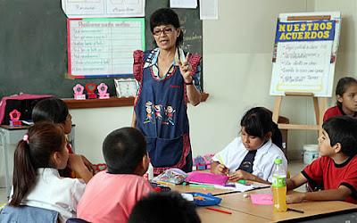 OCDE afirma que reforma educativa en el Perú debe continuar