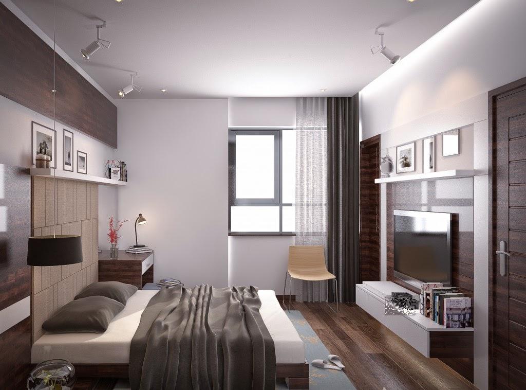 Thiết kế căn hộ mẫu Chung cư 789 Xuân Đỉnh