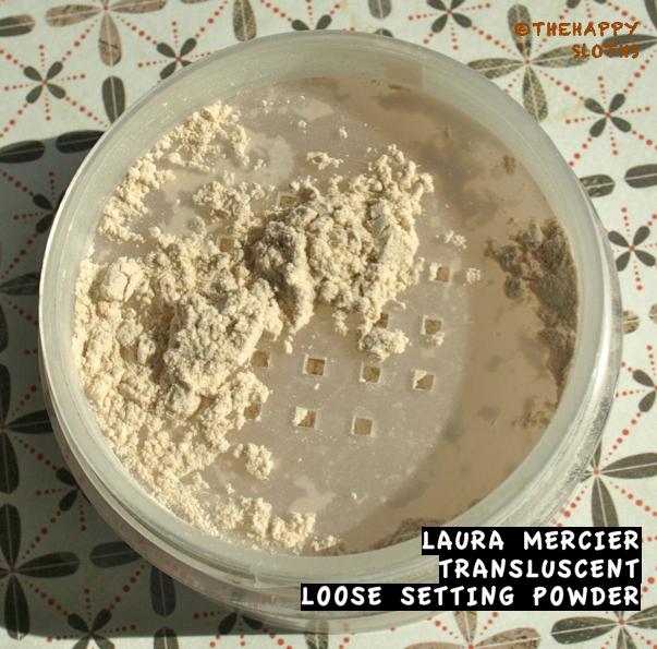 Laura Mercier Candleglow Powder Swatches: Laura Mercier Translucent Setting Powder: Review