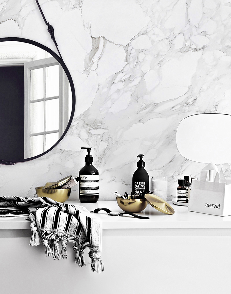 Bathroom Essentials only deco love: bathroom essentials