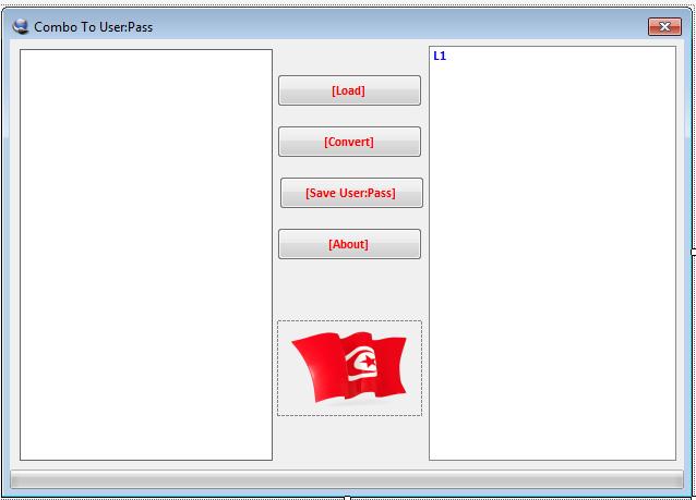 SRC-Combo To User:Pass Source Code