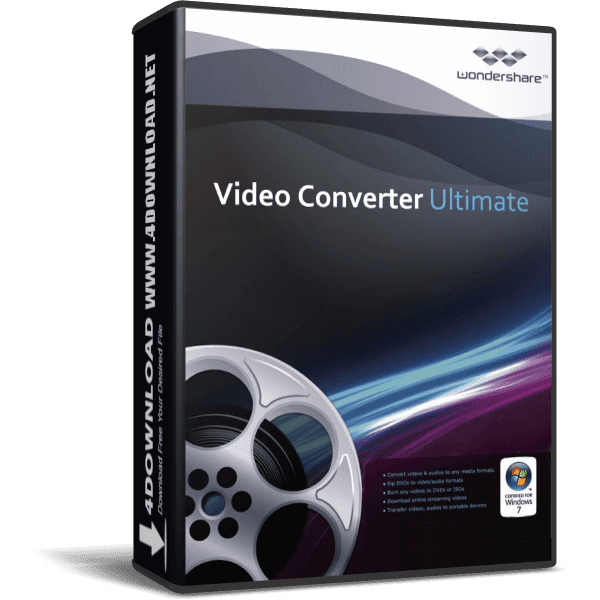 Download Wondershare - Video Converter Ultimate 10 Full version
