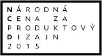 Národná cena za produktový dizajn 2015