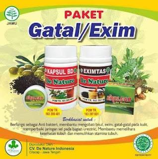 Obat Gatal gatal Paling Ampuh dari Bahan Herbal Alami