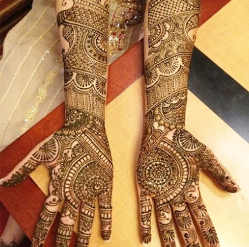 hands mehindi desgins