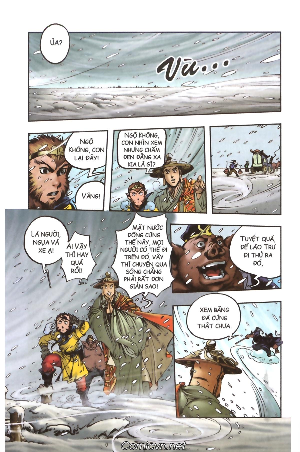 Tây Du Ký màu - Chapter 93 - Pic 36