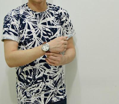 Tips Memilih Kaos  Bagi Pria Sesuai Postur Tubuh