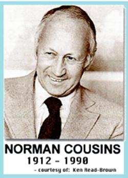 Anatomia de una enfermedad norman cousins