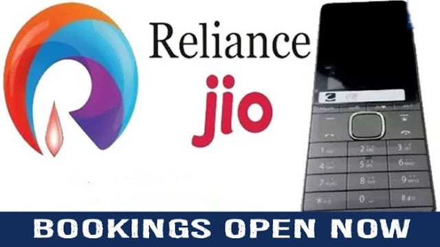 How to Book Reliance Jio Phone