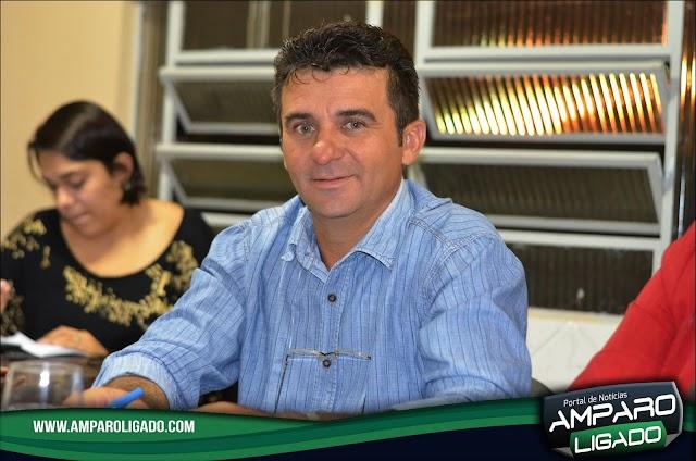 Posse do Vereador Nelson de Cosmo como Presidente da Câmara de Amparo acontecerá nesta sexta-feira