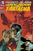 Os Novos 52! Trindade do Pecado: O Vingador Fantasma #18