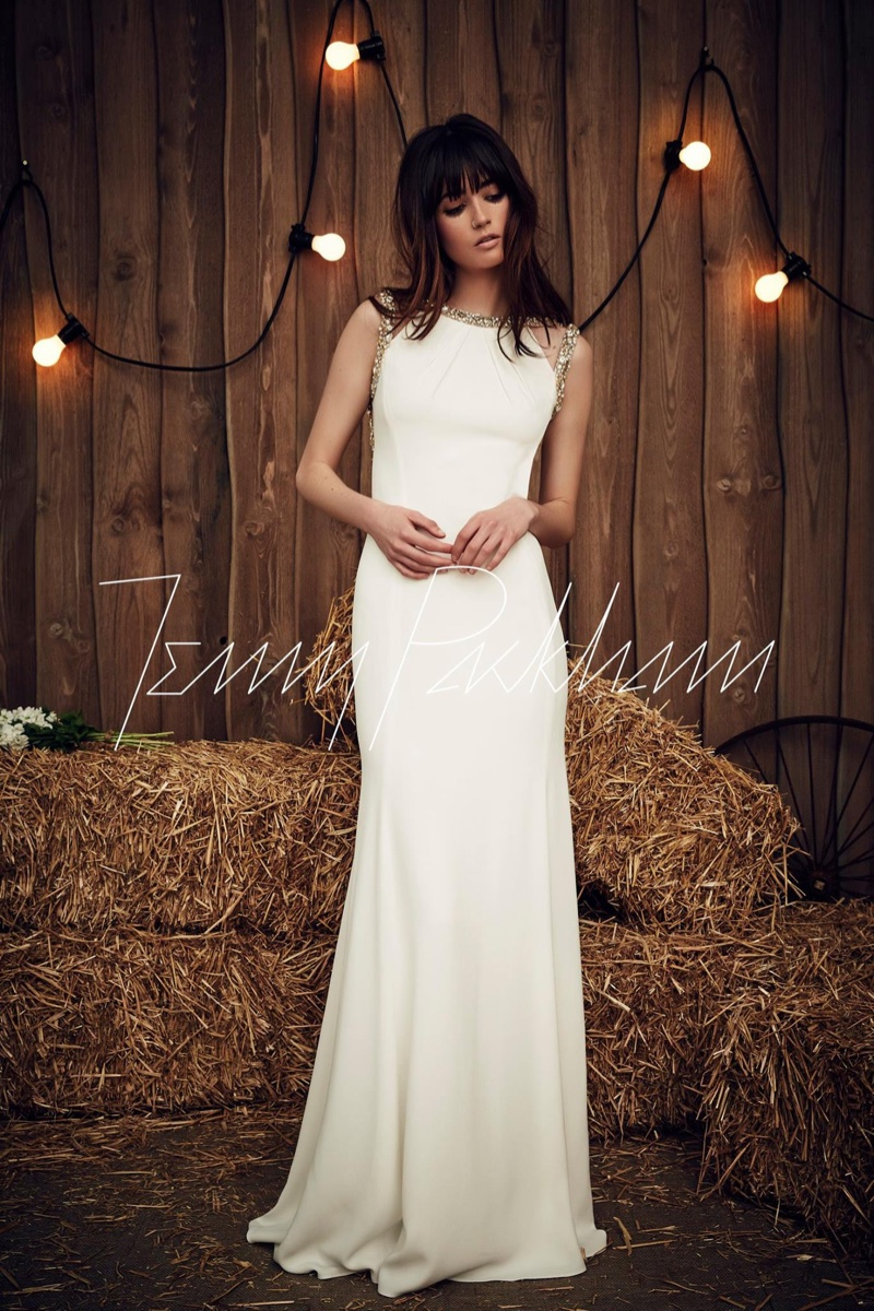 Jenny Packham Bridal Dresses Spring 2017
