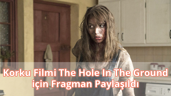 The Hole In The Ground Fragman İzle
