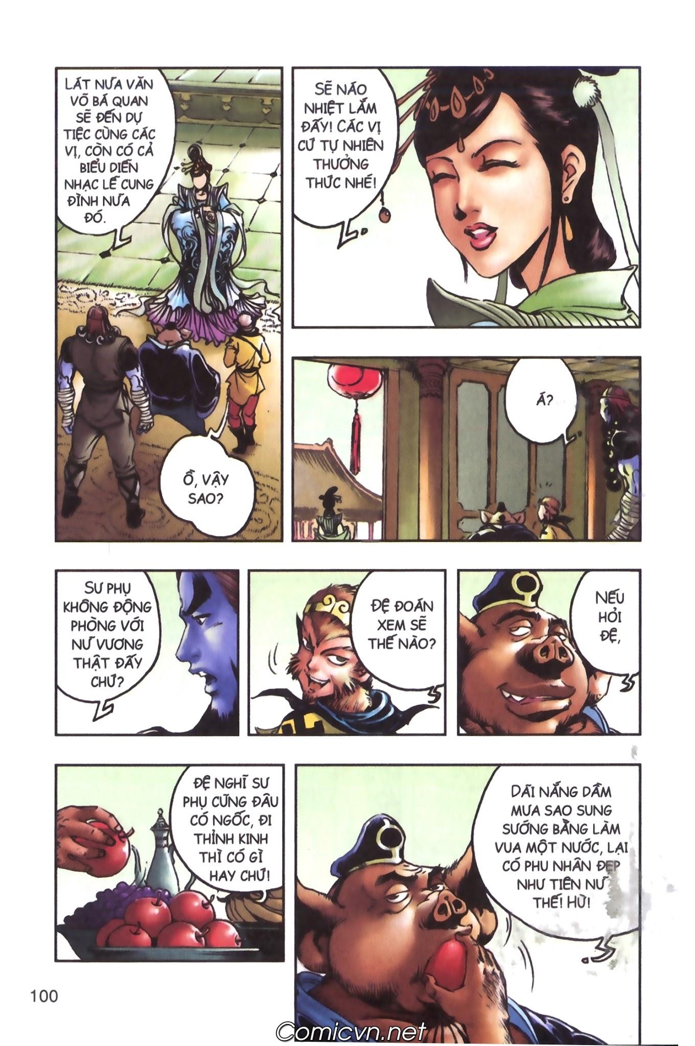 Tây Du Ký màu - Chapter 98 - Pic 31