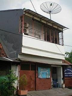 Rumah Dikontrakan di Kramat Pulo - Senen, Jakarta Pusat