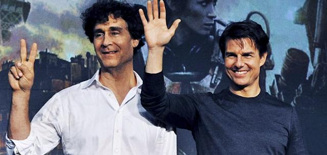 Regizorul Doug Liman şi Tom Cruise