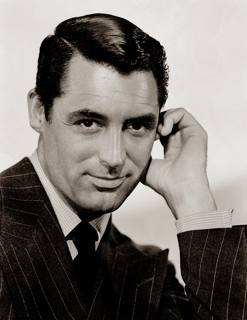 The Art of Naming: The Many Character Names of Cary Grant