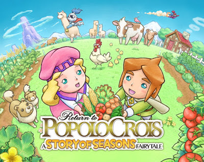 Return To Popolocrois: A Story Of Seasons Fairytale Review - We Know Gamers
