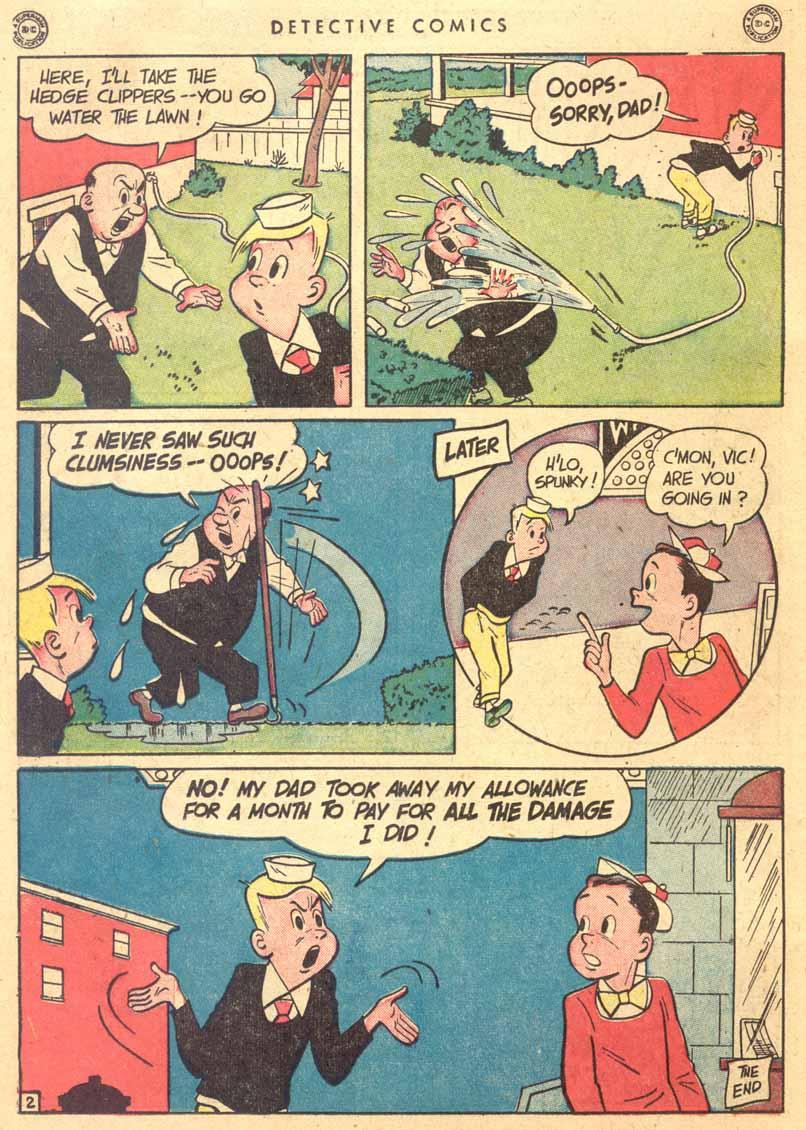 Read online Detective Comics (1937) comic -  Issue #149 - 36