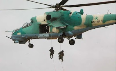 Nigerian Airforce Acquires Aircrafts From Pakistan, Russia