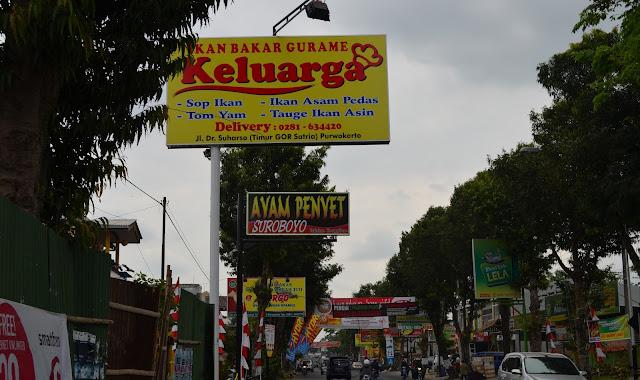 Wisata Kuliner Jl. Prof Dr. Suharso