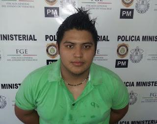 """Detiene al """"Fresita"""" secuestrador de los zetas en el Sur de Veracruz"""