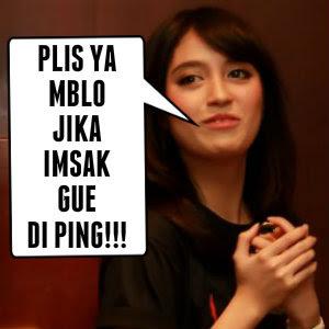 Ping Blogger