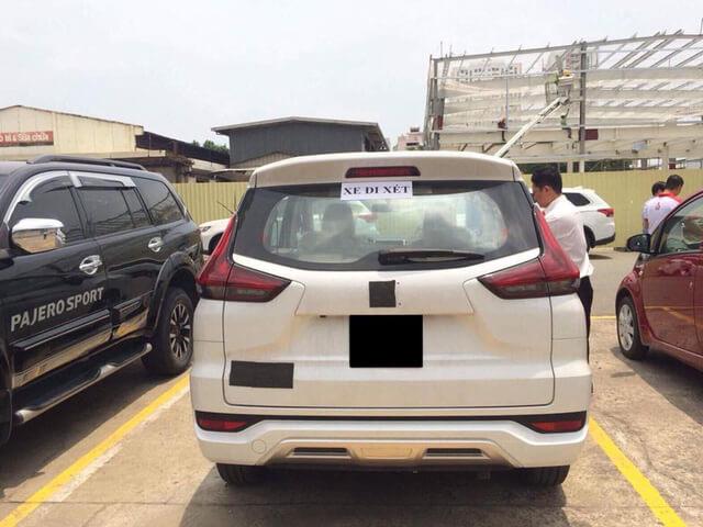 Mitsubishi Xpander 2018 lên sàn đối đầu Toyota Innova ảnh 4