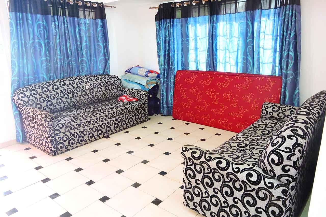 private beach villa in ecr for daily rent