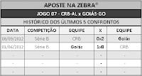 LOTECA 708 - HISTÓRICO JOGO 07