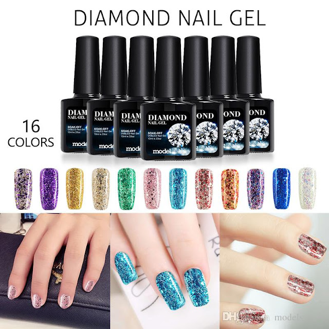 Cat Kuku Diamond Nail Gel