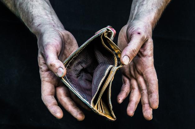 No solo el rico peca