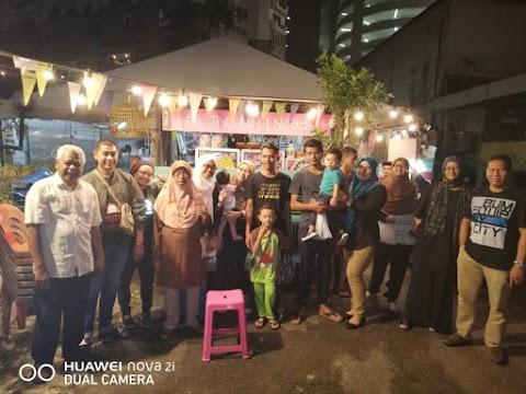 Makan-Makan Di Little Rara Di Jalan Kia Peng. Kuala Lumpur
