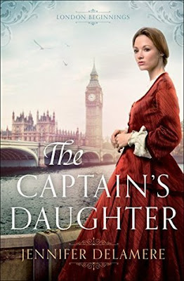 BOOK REVIEW: The Captain's Daughter by Jennifer Delamere