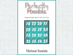 Michael Daniels' Perfectly Possible e-book