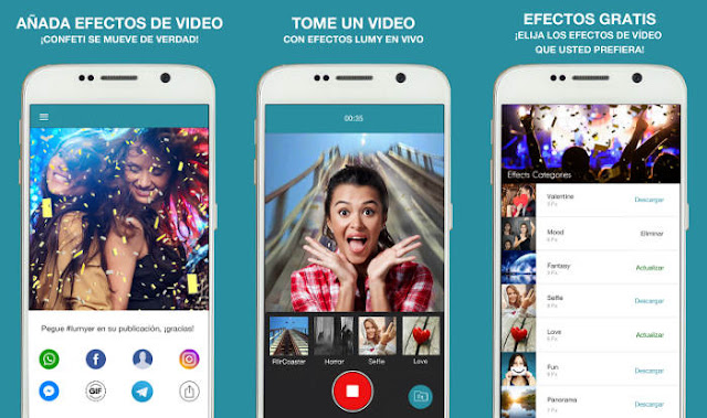 Las 5 apps más populares de la Google Play en 2016: Lumyer
